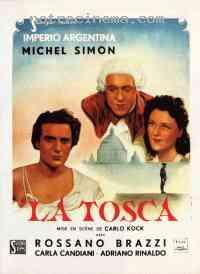 Poster La Tosca 184574