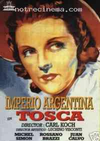 affiche  La Tosca 184575