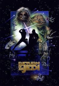 Poster Star Wars Le Retour du Jedi 1846