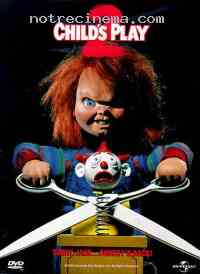 Poster Chucky 2, la Poup�e de sang 18517