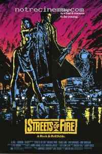 Poster Les Rues de feu 189130