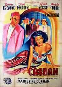 affiche  Casbah 190273