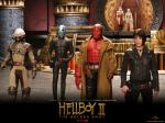 wallpapers Hellboy 2, les Légions d'or maudites