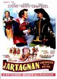 Poster D'Artagnan, chevalier de la Reine 192898