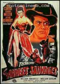 Poster Les Ann�es sauvages 19313