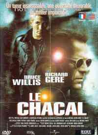 affiche  Le Chacal 19427