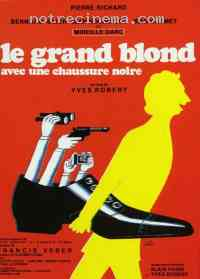 Poster The Tall Blond Man with One Black Shoe 1944