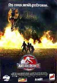 affiche  Jurassic Park 3 194875