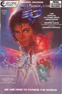 Poster Captain EO 195415