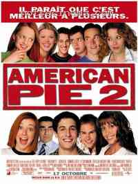 Poster American Pie 2 1958