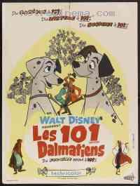 affiche  Les 101 dalmatiens 196518