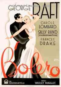Poster Boléro 197714