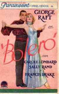 affiche  Boléro 197715