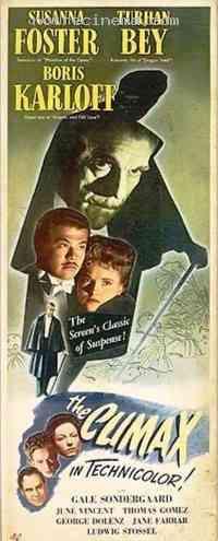 affiche  La Passion du Docteur Holmes 198359