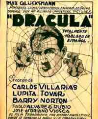 Poster Dracula 201671