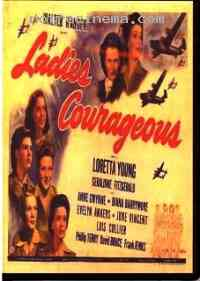 Poster Ladies Courageous 202970