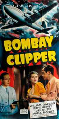 Poster Bombay Clipper 203136