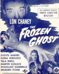 Poster The Frozen ghost 203832