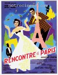 Poster Rencontre à Paris 203904