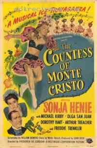 affiche  La Comtesse de Monte-Cristo 203992