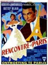 affiche  Rencontre à Paris 204043