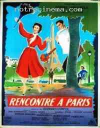 Poster Rencontre à Paris 204045