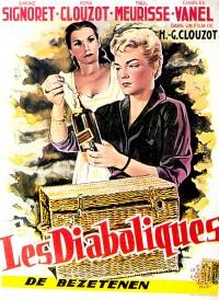 affiche  Les Diaboliques 207282