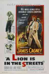 Poster A Lion is in the Streets 208120