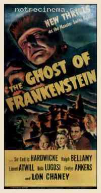 Poster Le Spectre de Frankenstein 208455