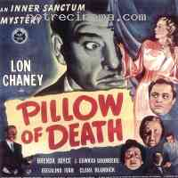 Poster Pillow of Death 209260