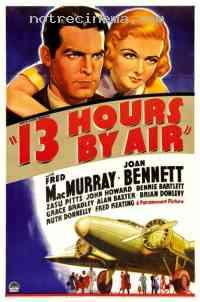 Poster Treize heures dans l'air 210618