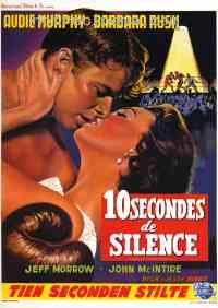 Poster Dix secondes de silence 210840