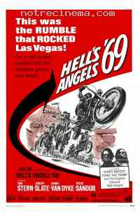 Poster Hell's Angels 69 210913
