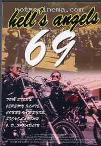 affiche  Hell's Angels 69 210914