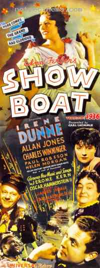 affiche  Show Boat 213289