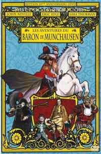 affiche  Les Aventures du baron de M�nchaussen 213346