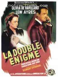 affiche  La Double �nigme 213773