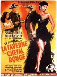 Poster La Taverne du Cheval rouge 214184