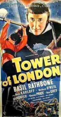 affiche  La Tour de Londres 215059