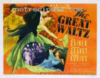 wallpapers The Great waltz / The Life of Johann Strauss