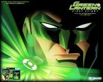 wallpapers Green Lantern : First Flight