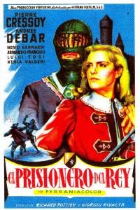 Poster Le Masque de fer 21596