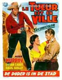 Poster Le Tueur du Montana 216167