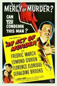 Poster Le Droit de tuer 216898