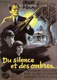 affiche  Du silence et des ombres 217293