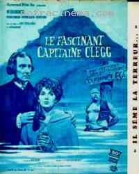 Poster Le Fascinant capitaine Clegg 21751