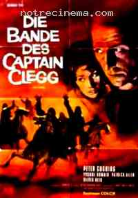 Poster Le Fascinant capitaine Clegg 21754