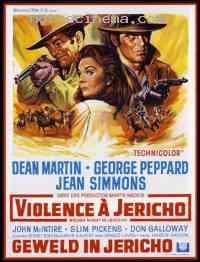 Poster Violence � Jericho 217593