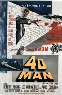 Poster 4D Man 217799