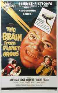 Poster The Brain from Planet Arous 217866